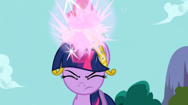 File:Twilight activates the Element of Magic S3E10.png