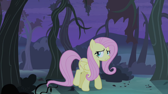 File:Fluttershy walking alone S4E07.png