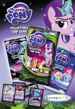 Marks in Time expansion promo image MLP CCG