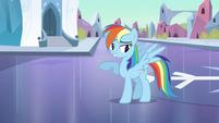 Rainbow 'Seeing my awesomeness' S3E2