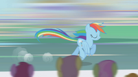 Rainbow Dash's Super Speed Strut part 3 S1E03