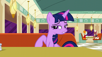 "Twilight ""it's natural that Rarity would be"" S6E9"