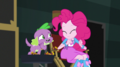Pinkie Pie quickly nodding in agreement EGS2.png