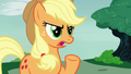 "Applejack ""but it's my opinion!"" S7E9.png"