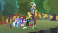 "Discord ""If at first you don't succeed..."" S6E26"