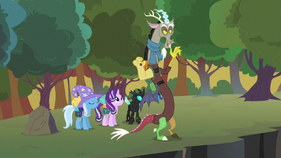 """Discord """"If at first you don't succeed..."""" S6E26"""
