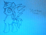 FANMADE Stargleem Spark drawing by The Biggest SU Fan