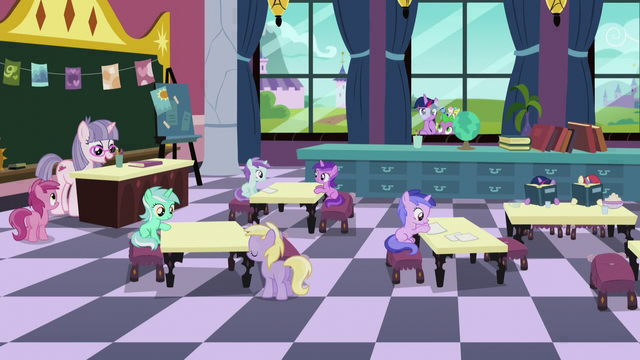File:Foals at the School for Gifted Unicorns S5E12.png