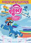 MLP Soarin' Over Equestria DVD cover