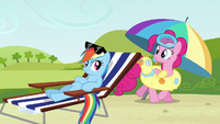 Pinkie Pie 'At least we'll still be together' S3E3