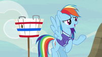 "Rainbow Dash ""don't worry about it"" S6E18"