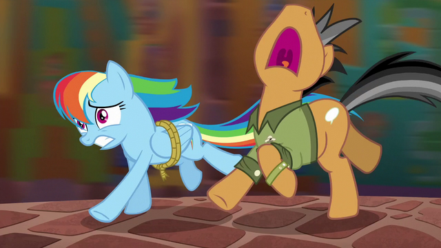 File:Rainbow and Quibble run from the Cipactli S6E13.png
