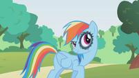 Rainbow wonders who to prank next S1E05