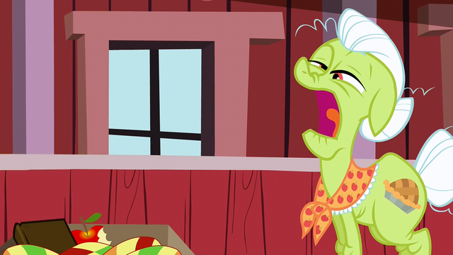 File:Granny Smith about to sneeze S3E8.png