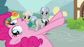 Pinkie Pie in front of mayor S2E18.png