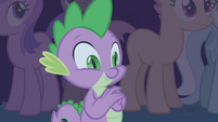 """Spike """"it is possible to vanquish"""" S1E06"""