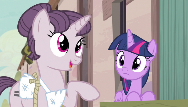 "File:Sugar Belle ""forgive me for overhearing"" S5E1.png"