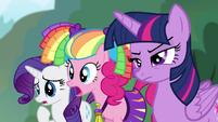 Twilight Sparkle in disbelief S4E10