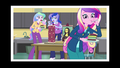 Celestia, Luna, and Cadance eating a cake EG3.png