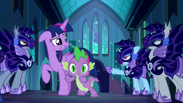 """File:Rainbow Dash """"The princess asked you a question!"""" S5E26.png"""