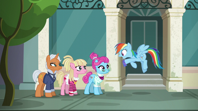 File:Rainbow Dash holding piece of fabric S6E9.png
