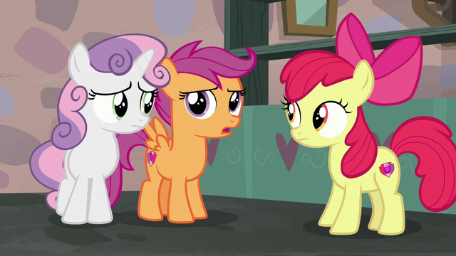 """File:Scootaloo adding """"downright ridiculous"""" S7E8.png"""
