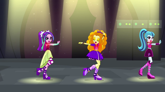 File:The Dazzlings dancing to the right EG2.png