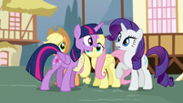 "Twilight Sparkle ""a scavenger hunt!"" S5E19"
