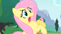 Fluttershy deep breath S01E16