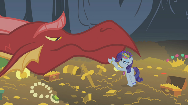 File:Rarity patting dragon S1E7.png