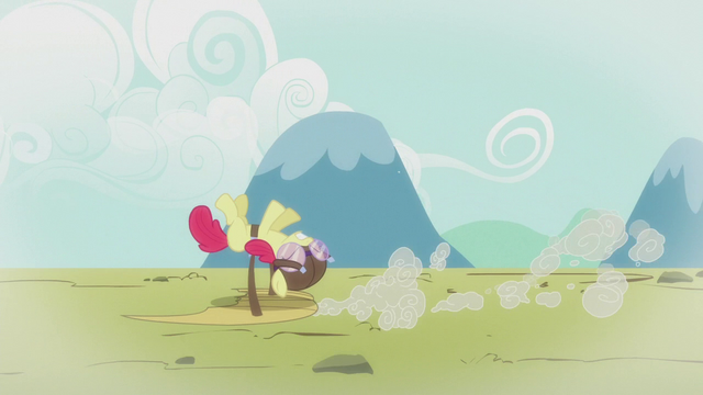 File:A flashback of Apple Bloom failing at hang gliding S6E4.png