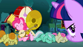 Background ponies covering their ears S3E05.png
