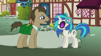 """Dr. Hooves """"and she's got to do it now!"""" S5E9"""
