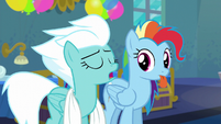 "Fleetfoot ""Wonderbolts don't get excited"" S6E7"
