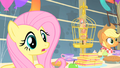 Fluttershy worried about Philomena S01E22.png