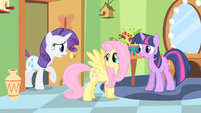 Rarity are you alright S1E20