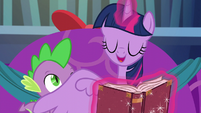 """Twilight """"everypony has their reasons for doing things"""" S06E08"""