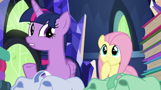 """File:Twilight Sparkle """"there are a lot of books"""" S5E23.png"""