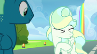 Vapor Trail sneezing cutely S6E24