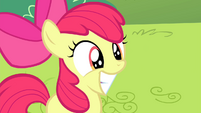 Apple Bloom big grin S4E20