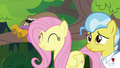 "Fluttershy ""what it took to get there"" S7E5.png"