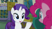 "Rarity ""Zesty grew up around fine dining"" S6E12"