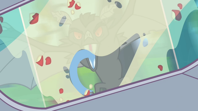 File:Bat licking off the destroyed apple S4E07.png