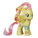Cutie Mark Magic Fluttershy doll with ribbon