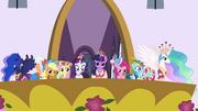 "Twilight ""the luckiest pony in Equestria"" S03E13"