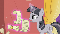 Twilight reading the letters S2E02