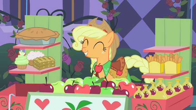 File:Applejack happy to make first sale 3 S1E26.png