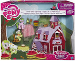 FiM Collection Sweet Apple Acres Barn Ultimate Story Pack packaging