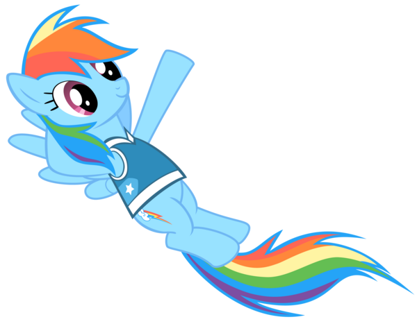 File:FANMADE Rainbow Dash Winter Wrap Up uniform.png