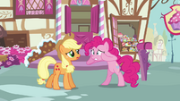 Pinkie Pie beyond worried S3E07
